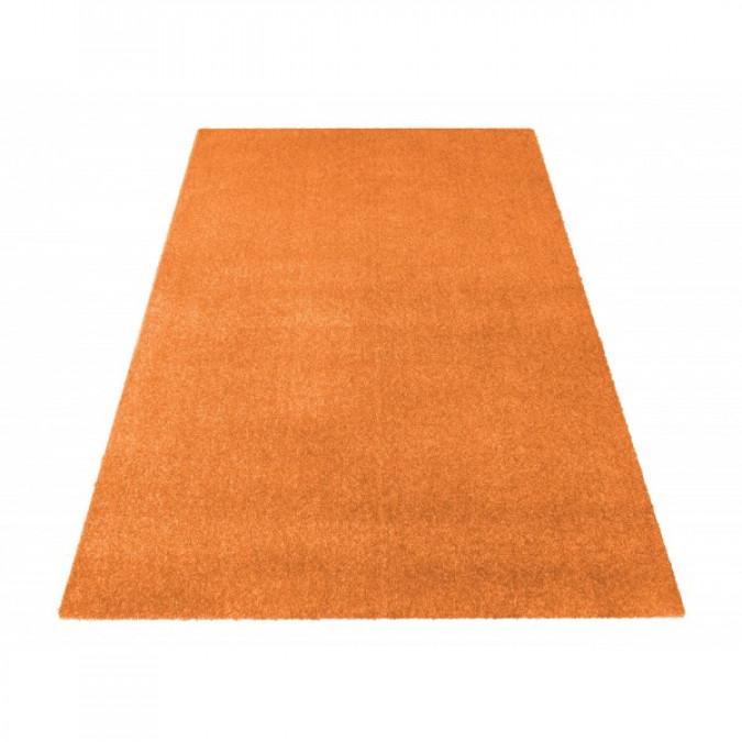 Dywan Jednobarwny Portofino Pomarańczowy