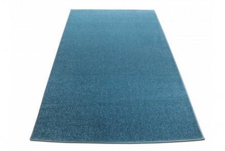 Dywan Jednobarwny Portofino niebieski