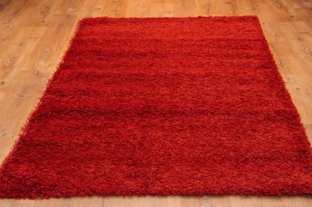 Dywan Jednobarwny czerwień