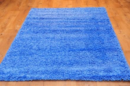 Dywan Jednobarwny błękit oceanu