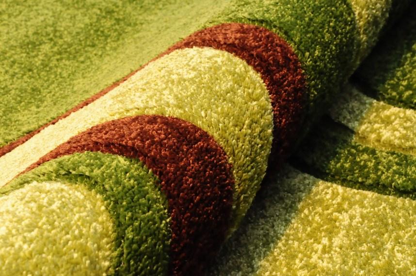 Dywany heat set ręcznie wycinany, dywan trójwymiarowy
