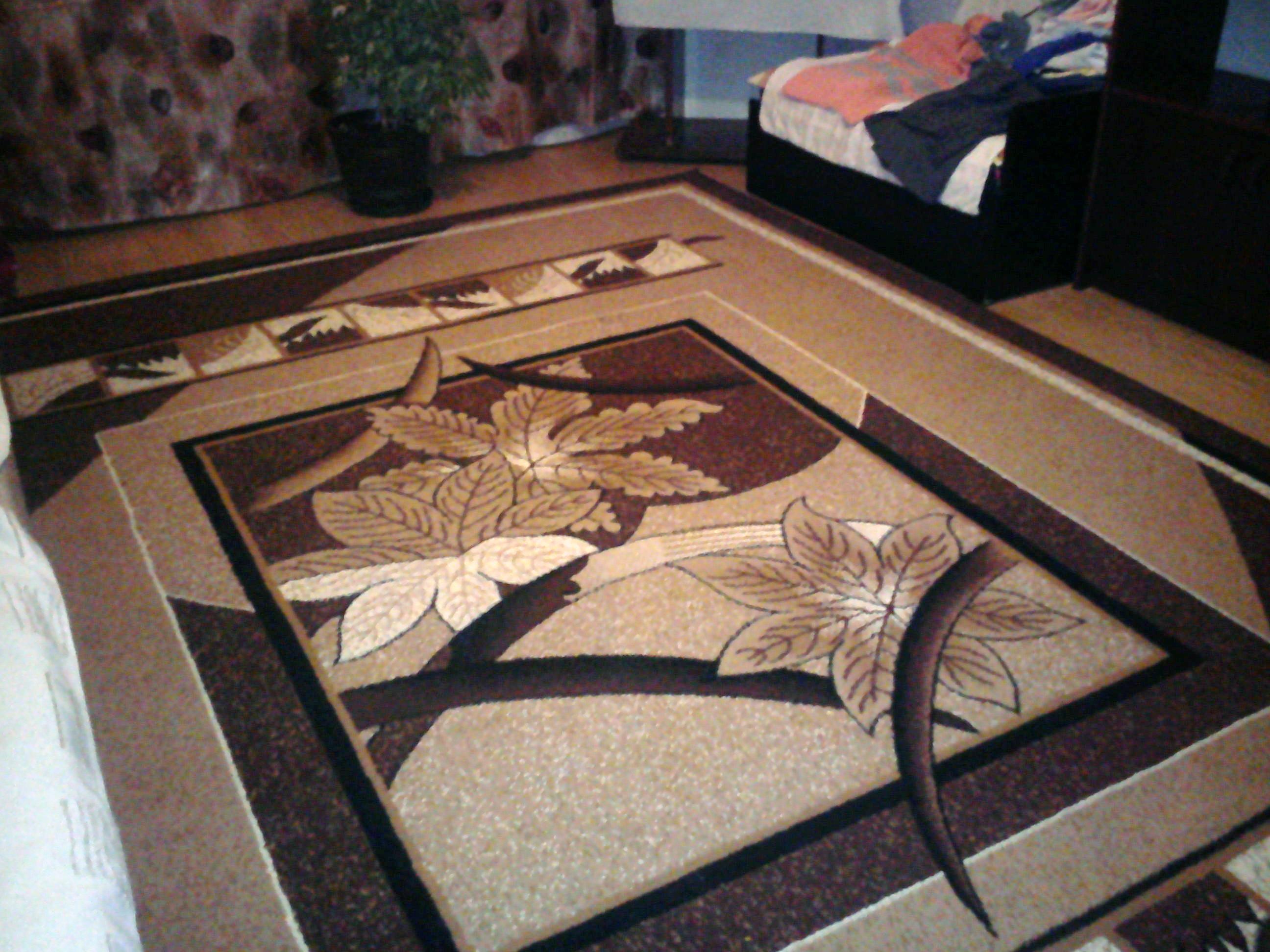 Aranżacja dywan tradycyjny