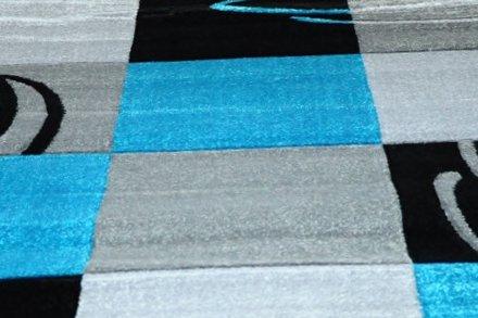 Dywante.pl - Dywany nowoczesne niebieskie