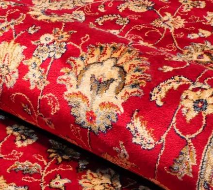 Dywany z wiskozy, dywan wiskozowy